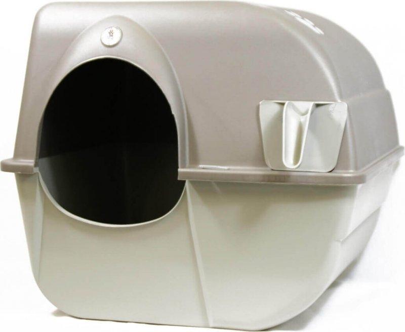 Litière Auto Nettoyante - Maison De Toilette Pour Chat dedans Toilettes Pour Chat