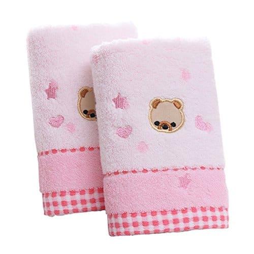 Luzoeo 1 Pc Gant De Toilette Mignon Pour Enfant Serviette tout Gant De Toilette Pour Enfant