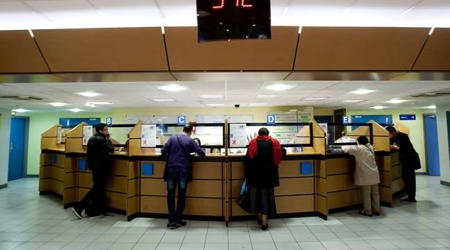 Marseille: Des Tickets D'Attente Revendus 4 Euros À La Caf intérieur Caf Chemin De Gibbes
