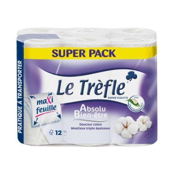 Maxi Bien Etre - Apizen.fr concernant Trefle Papier Toilette