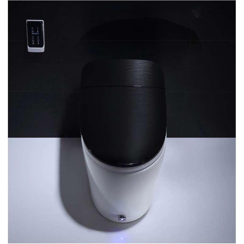 Meteor, Toilette Japonais Intelligent Hygiénique Noir tout Toilettes Japonais