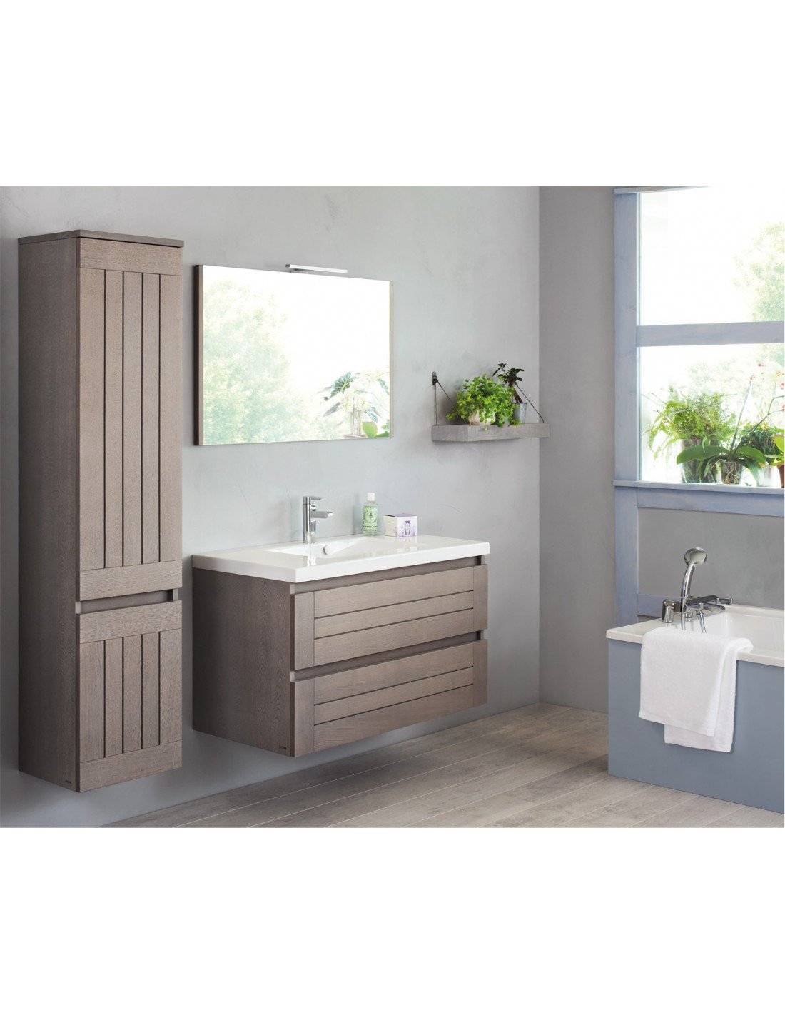 Meuble 105 Cm 1 Vasque Table Noire Armoire De Toilette Interieur Meuble De Toilette Pas Cher Agencecormierdelauniere Com Agencecormierdelauniere Com