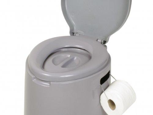 Mon Test Des Toilettes Sèches De Camping Kampa Natacha tout Toilette Seche Camping Car
