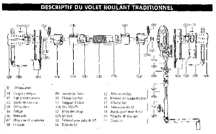 Moteur Pour Volet Roulant - Wikilia.fr intérieur Rideau Electrique Bloqué