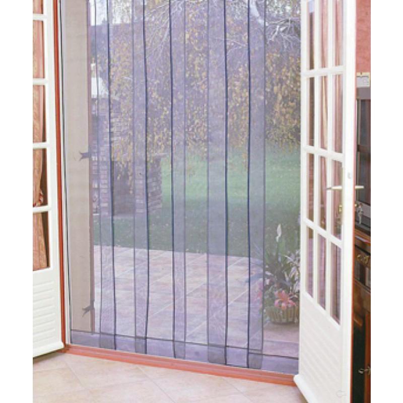 Moustiquaire Arles Morel - Largeur Maxi 1 M - Hauteur Maxi pour Rideau De Porte D Entrée