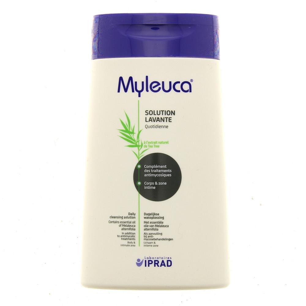 Myleuca Solution Lavante 200Ml - Toilette Intime destiné Toilette Lavante