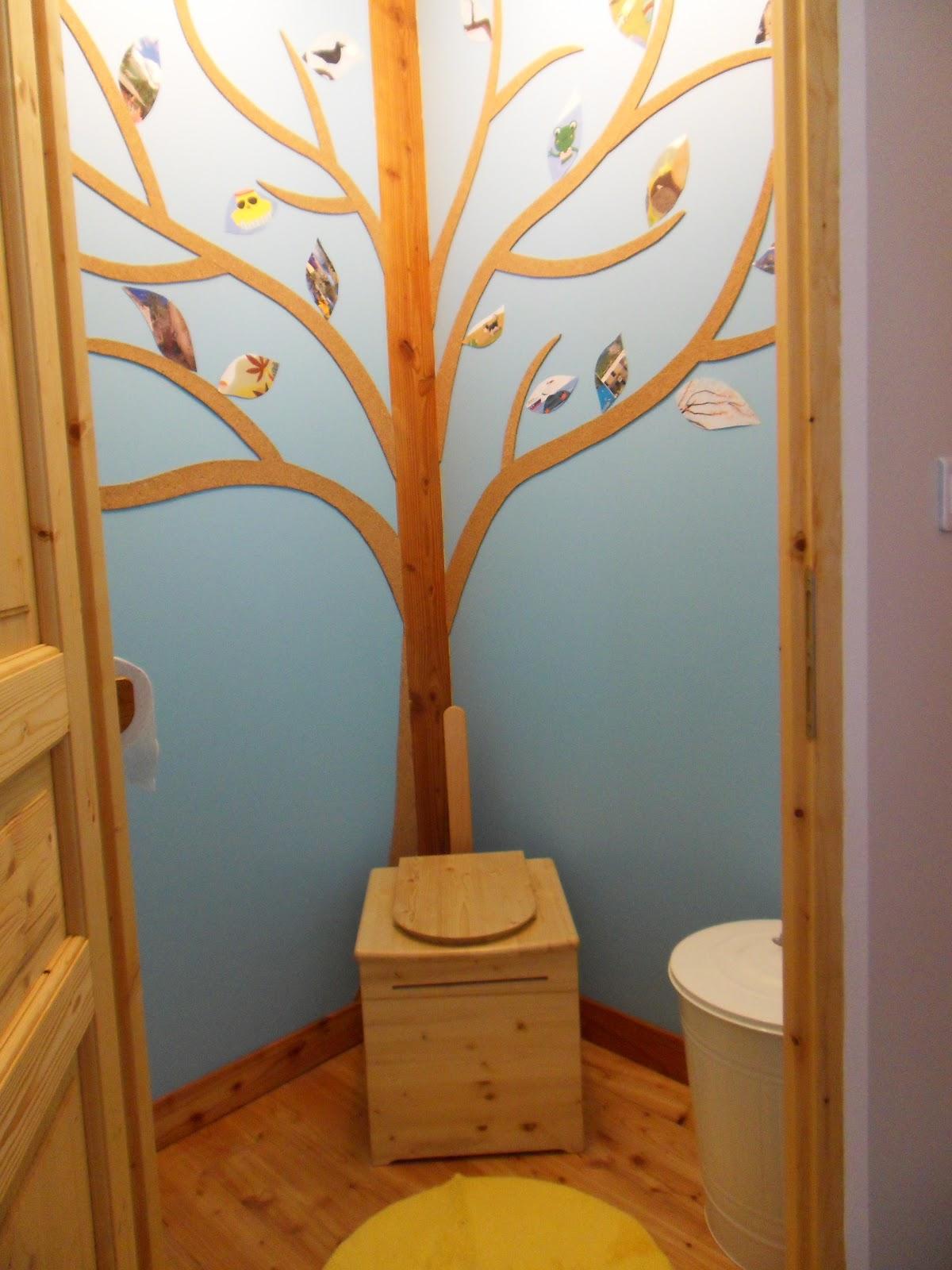 Naissance D'Une Maison De Paille En Picardie: Remise En intérieur Toilette Seche Interieur Maison