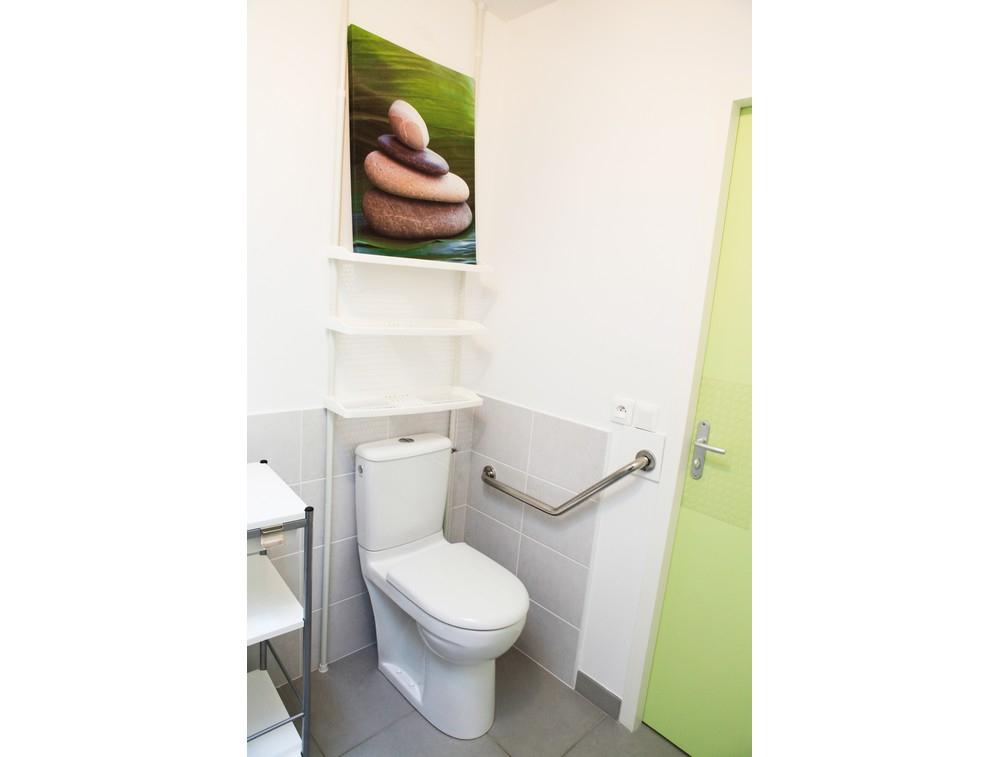 Norme Wc Handicap. Top Techniques Du Produit Barre D With pour Toilettes Handicapés Dimensions