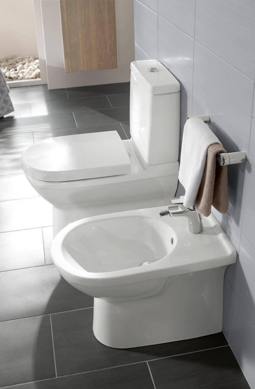 O.novo Toilet By Villeroy & Boch destiné Toilette Villeroy Et Boch