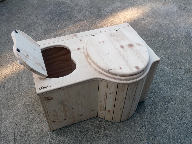 On A Testé : Les Toilettes Sèches De L'Entreprise Lécopot à Toilette Seches