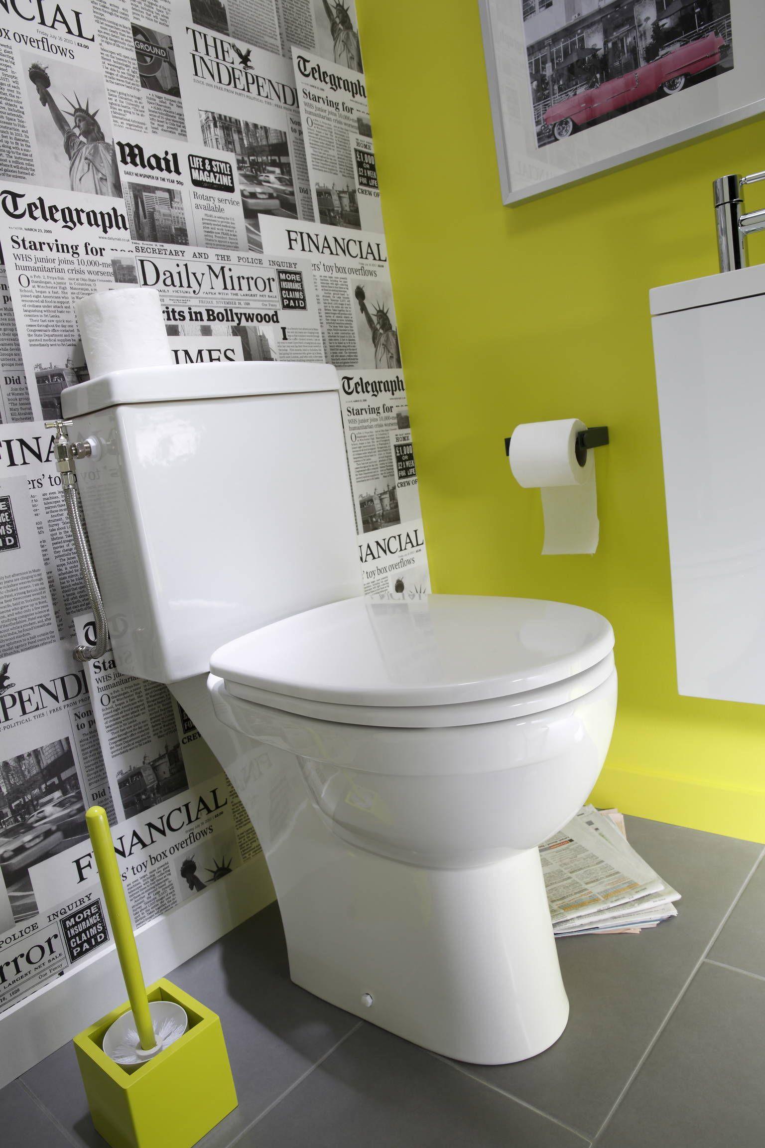 On N'Est Jamais À Cours De Lecture Dans Les Toilettes encequiconcerne Toilettes Leroy Merlin