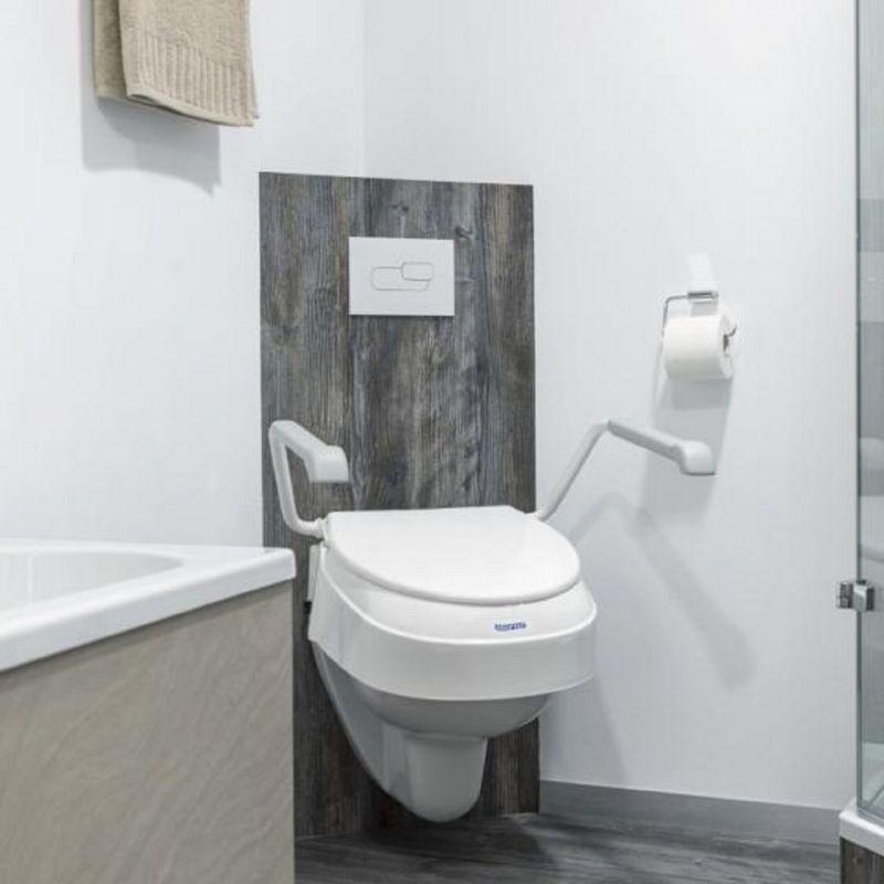Orkyn - Surélévateur Réhausse De Toilette Aquatec encequiconcerne Toilette Rehausse
