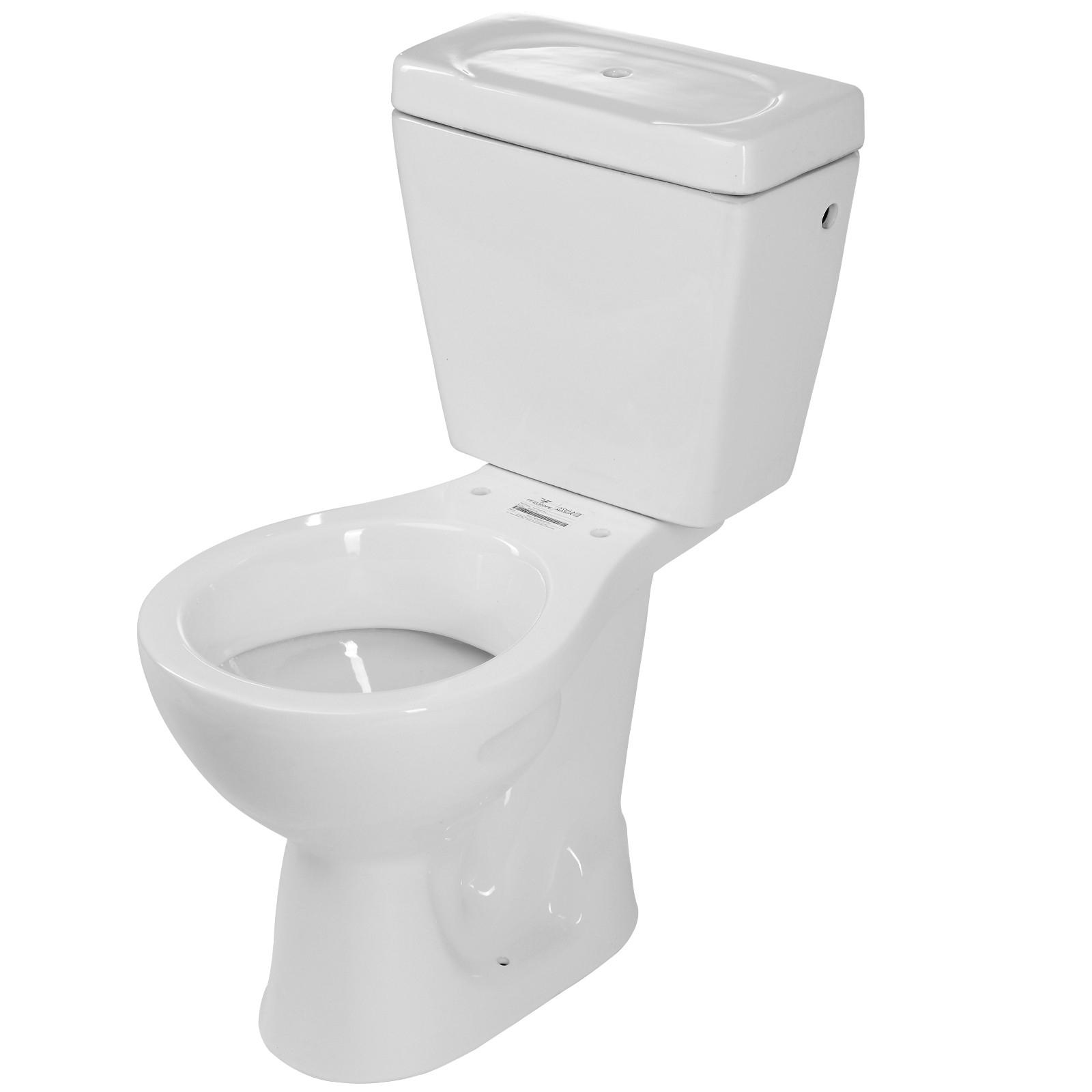 Pack Wc À Sortie Verticale Avec Réservoir Céramique Wc destiné Toilette Sortie Verticale