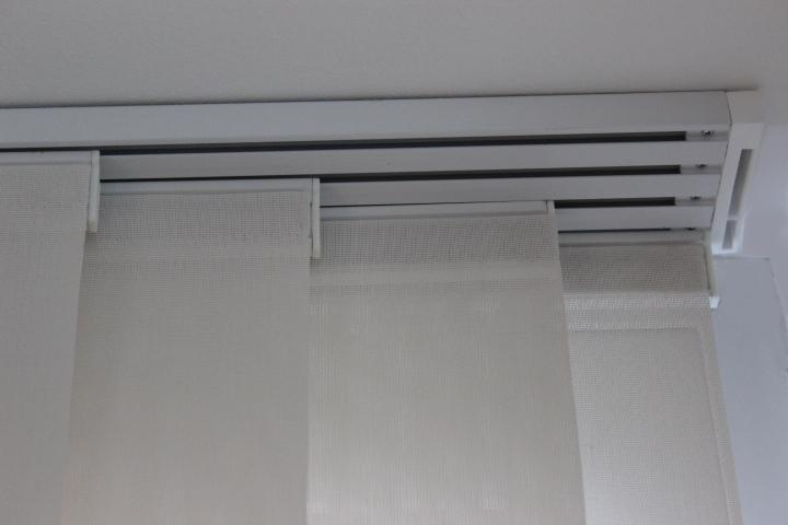 Panneaux Japonais, Alliance Du Rideau Et Du Store intérieur Rideau Japonais Design