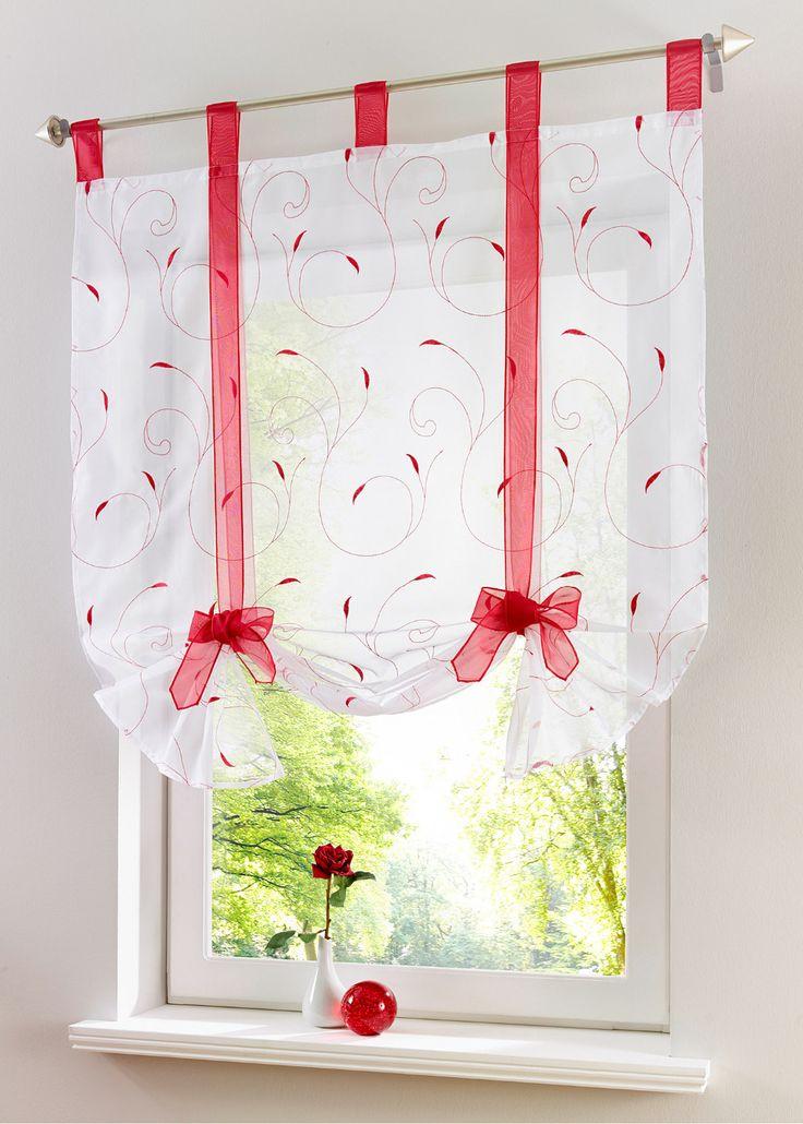 Pas Cher Livraison Gratuite Arc Petite Fenêtre Floral à Rideau De Porte Pas Cher