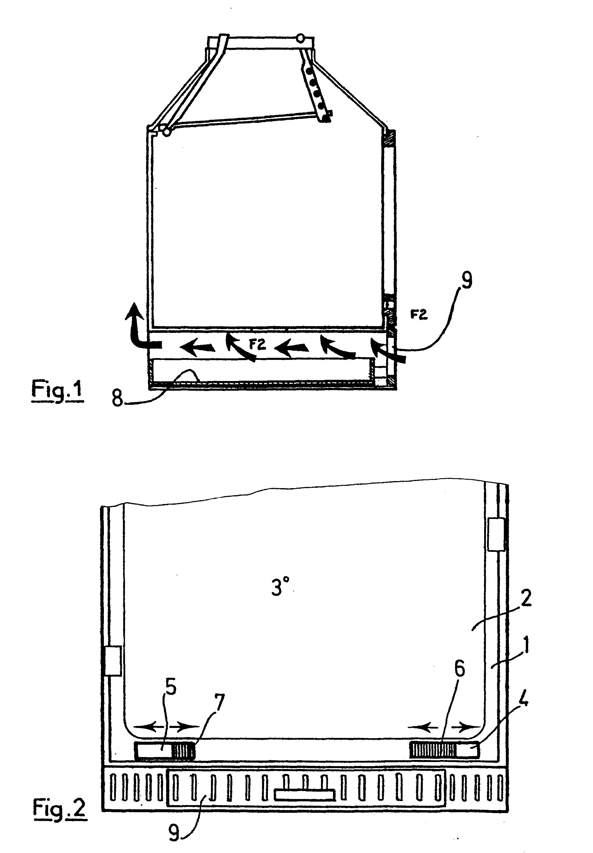 Patent Ep0168290A1 - Cheminée - Google Patents avec Avaloir Cheminée