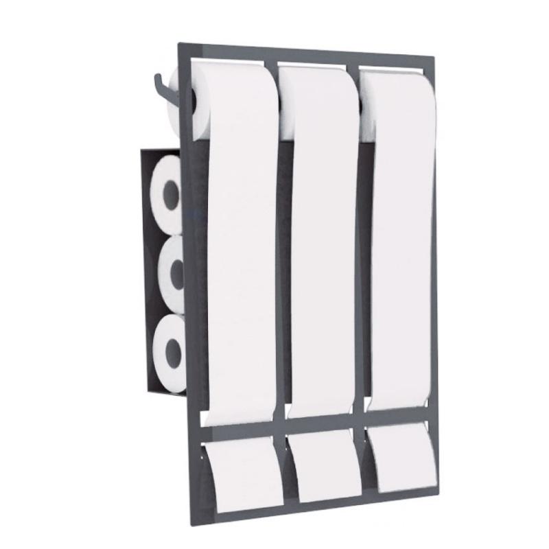 Patriq - Porte Papier Toilette Par Marileme à Porte Papier Toilette Design