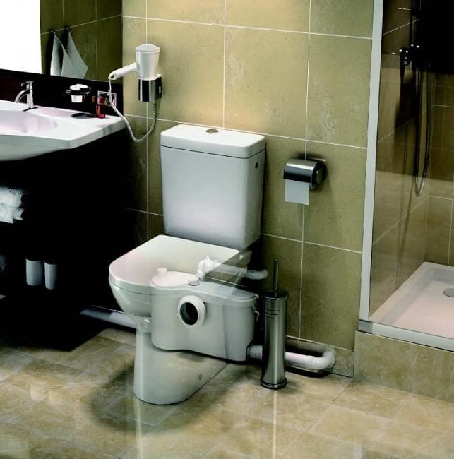 Photos De Wc Broyeurs - Mon-Wc dedans Toilette Sanibroyeur