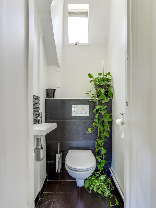 Photos Et Idées Déco De Wc Et Toilettes Avec Un Wc Suspendu avec Toilettes Suspendus