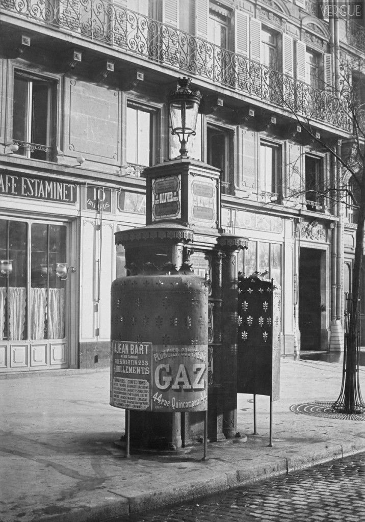 Photos Vintage Noir Et Blanc Paris Insolite Urinoirs intérieur Toilettes Publics