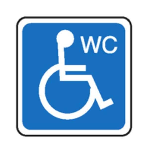 Pictogramme Wc encequiconcerne Toilettes Handicapés Dimensions