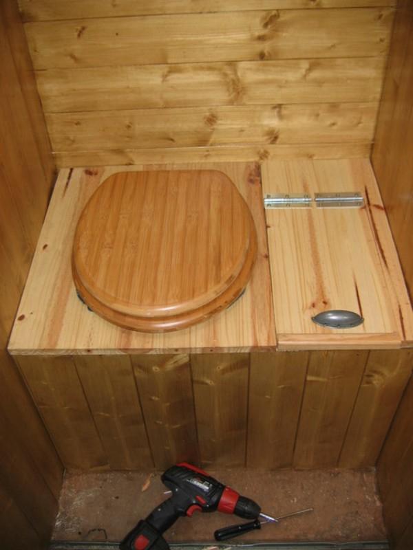 Pièce Tres Importante: Toilettes Sèches, À La Sciure. dedans Toilette Seche Camping Car