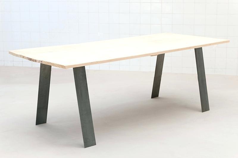 Pied De Table Central Leroy Merlin Pied De Table Leroy à Cheminée De Table Leroy Merlin