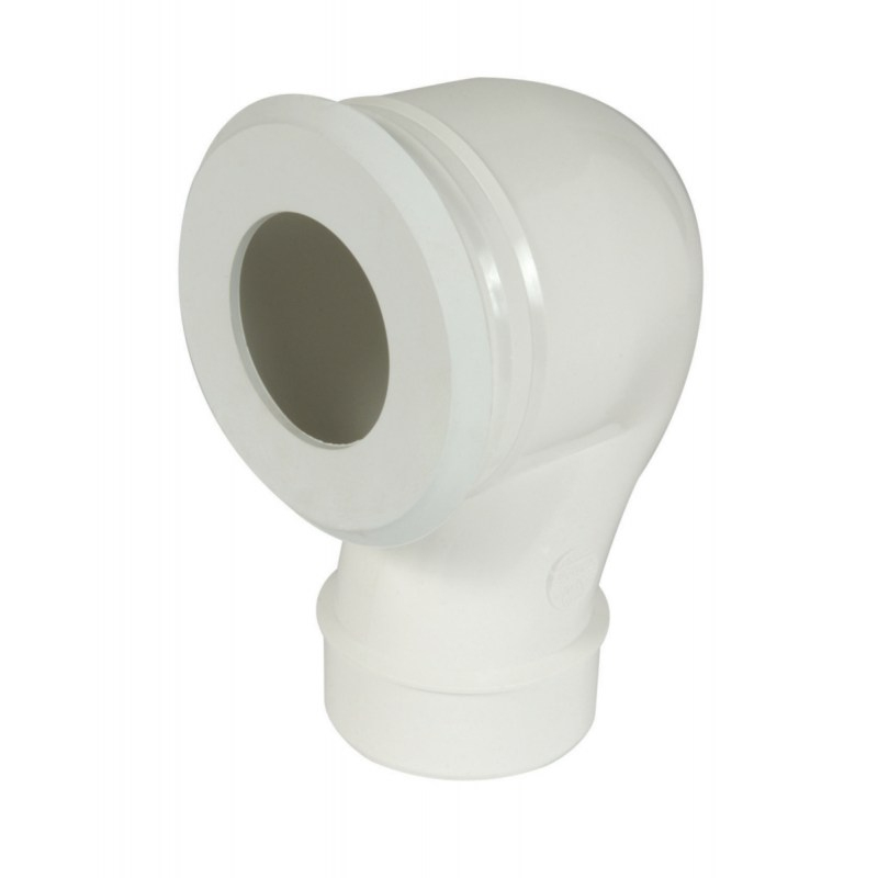 Pipe Wc Pvc Réglable Sortie Verticale O100 destiné Toilette Sortie Verticale