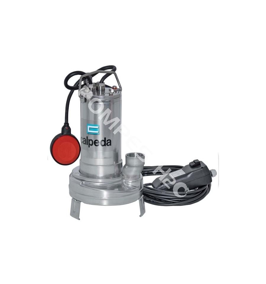 Pompe De Relevage À Roue Vortex Calpeda Gxv 40 - Pompes H2O pour Pompe De Relevage Toilette