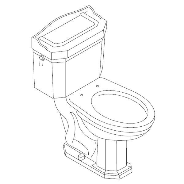 Porcher Toilets - Identify Your Toilet And Find Repair Parts dedans Toilette Porcher