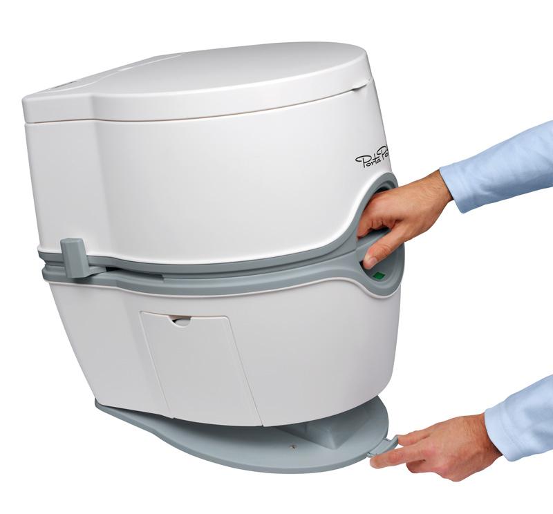 Porta Potti® 565E   Products   Thetford à Toilette Portative