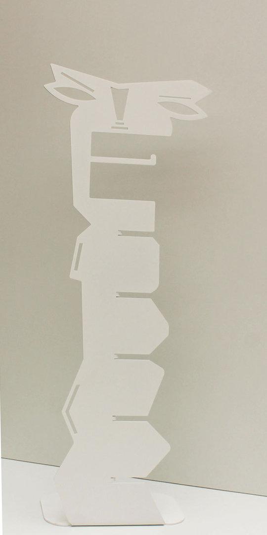 Porte Papier Toilette Sur Pied Blanc Dérouleur Wc Design concernant Porte Papier Toilette Original