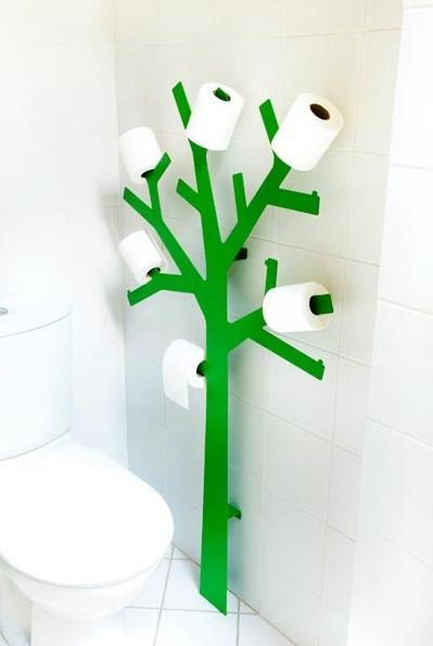Porte Papier Wc Pqtier Vert Marque : Presse Citron Le intérieur Porte Papier Toilette Design