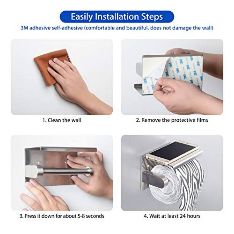 Porte Rouleau Papier Toilette Ventouse Pour 2020 - Choisir concernant Ventouse Toilette