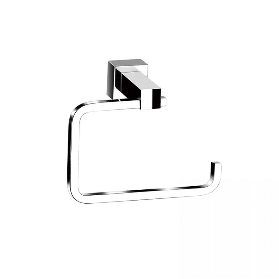 Porte-Rouleau Papier Toilette Wc, Design En Laiton, Loop avec Porte Papier Toilette Design