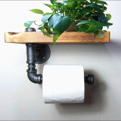 Porte Rouleau Wc Original Conventionnel Derouleur Papier intérieur Porte Papier Toilette Original