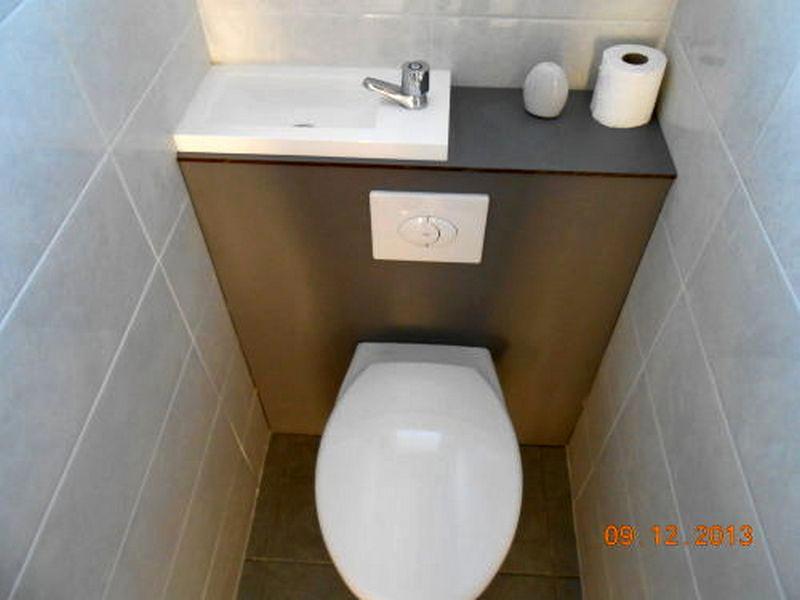 Pose Wc Suspendu Castorama Beau Wc Suspendu Avec Lavabo intérieur Toilette Suspendu Castorama