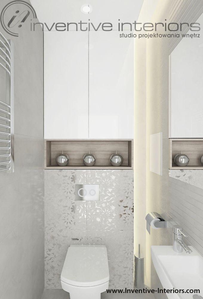 Projektant Wnętrz, Projektowanie Łódź Wrocław Kraków concernant Placard Pour Toilette