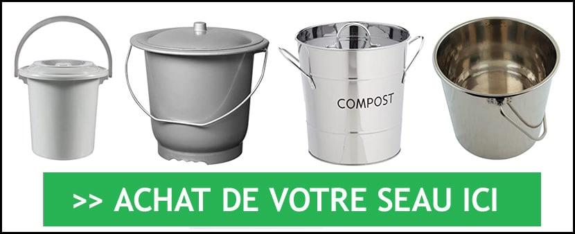 Quel Seau Choisir Pour Des Toilettes Sèches pour Toilette Seche Achat