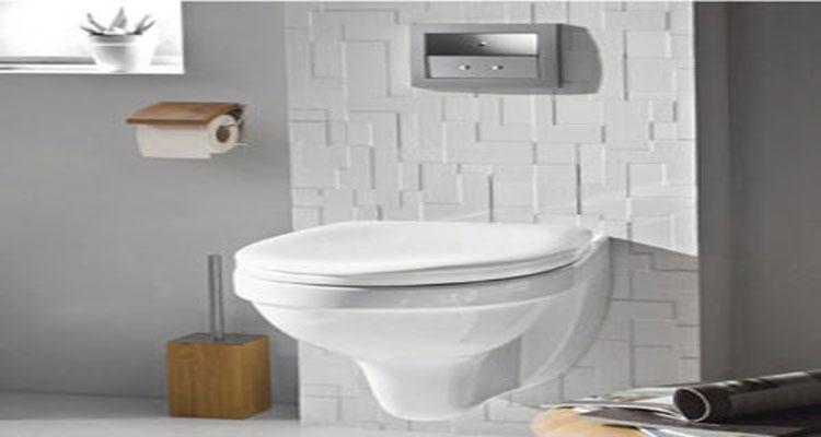 Quelle Peinture Wc Choisir Sans Faire D'Erreur | Deco-Cool intérieur Toilette Suspendu Castorama