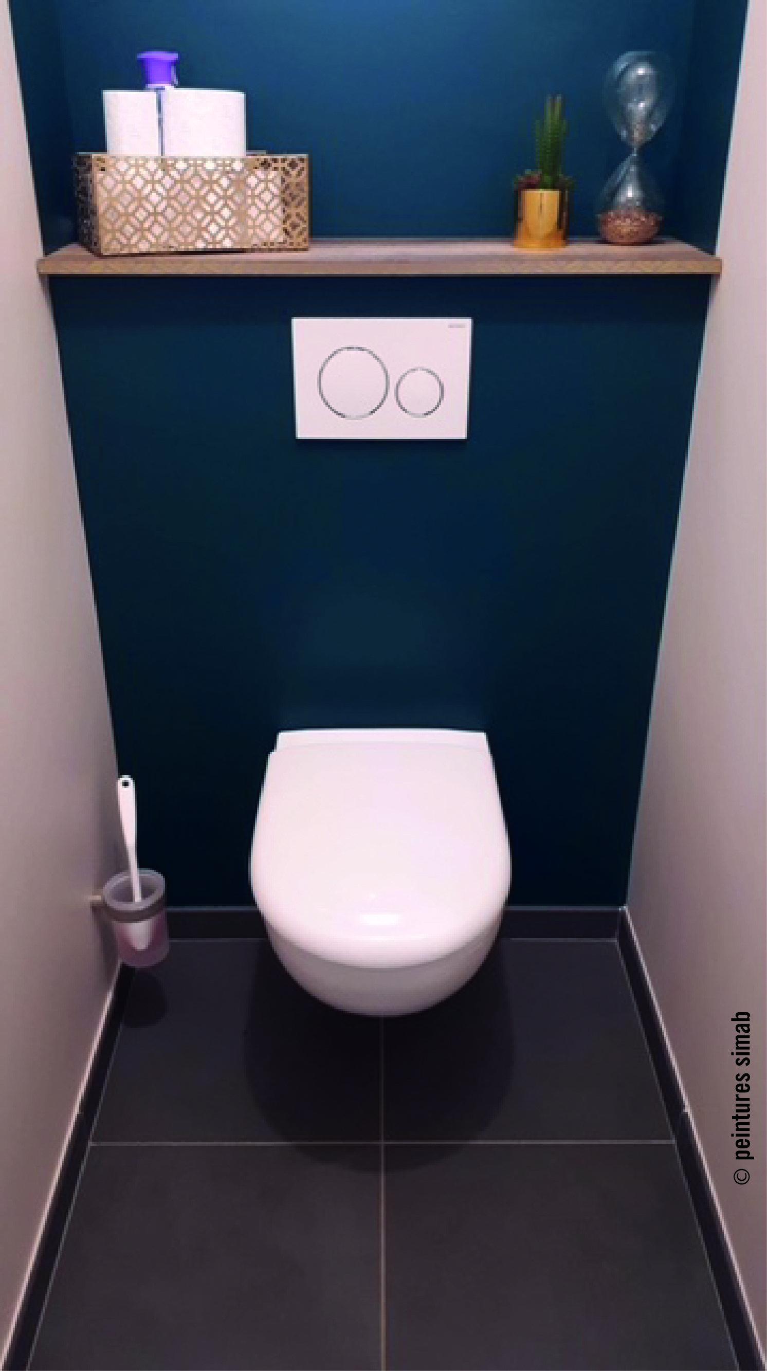 Réalisations & Inpirations Le Magasin D'Usine | Wc ♥️ pour Toilette Noir Suspendu