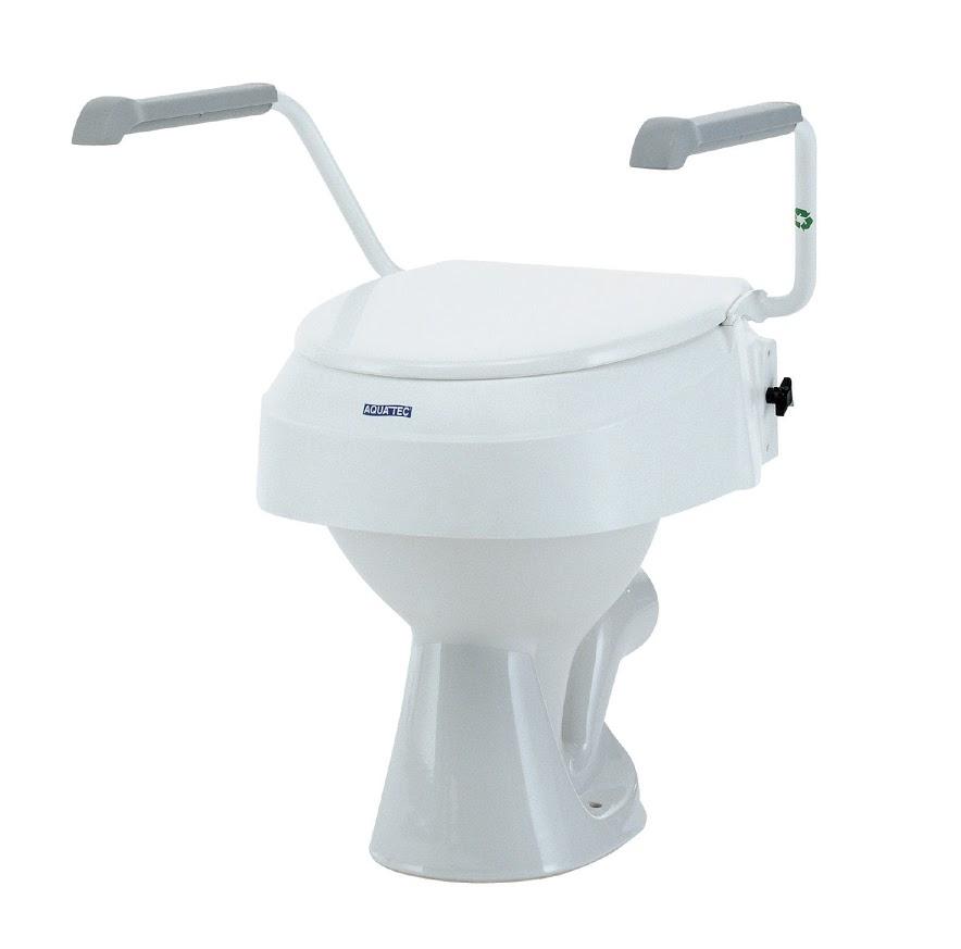 Rehausse Wc Aquatec 900   Orvimed Matériel Médical destiné Toilette Rehausse