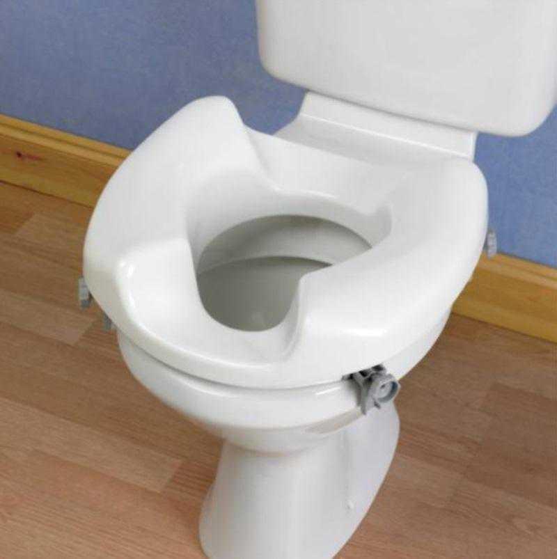 Rehausseur De Toilette Adulte, Rehausseur De Wc Pour tout Toilette Personne Agée