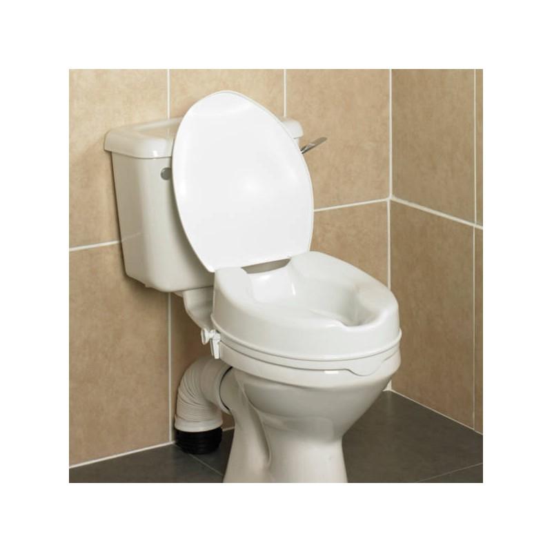 Rehausseur De Toilettes Avec Abattant 10 Cm Maintien A Avec Prix D Un Toilette Agencecormierdelauniere Com Agencecormierdelauniere Com
