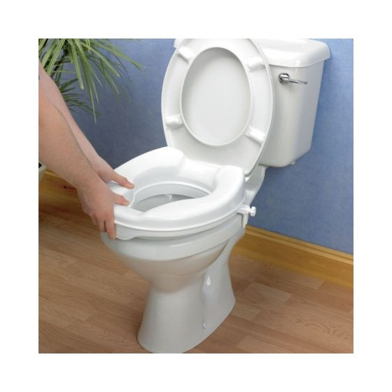 Rehausseur De Toilettes Savanah : 3 Hauteurs serapportantà Rehausseur De Toilette