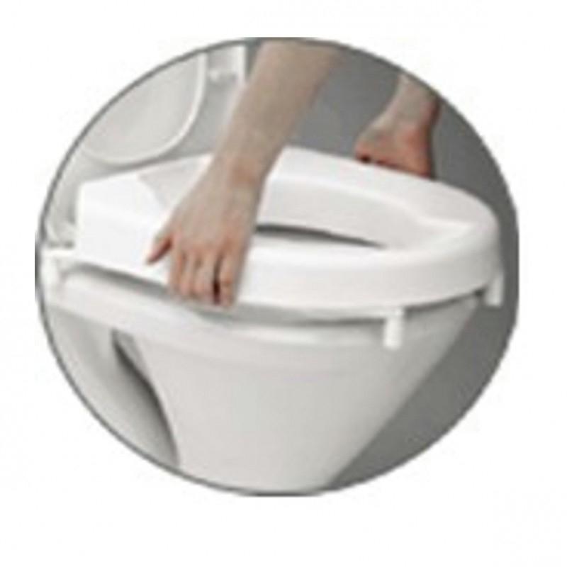 Rehausseur De Wc. Rehausseur De Wc Avec Accoudoirs Ergo encequiconcerne Toilette Rehausse