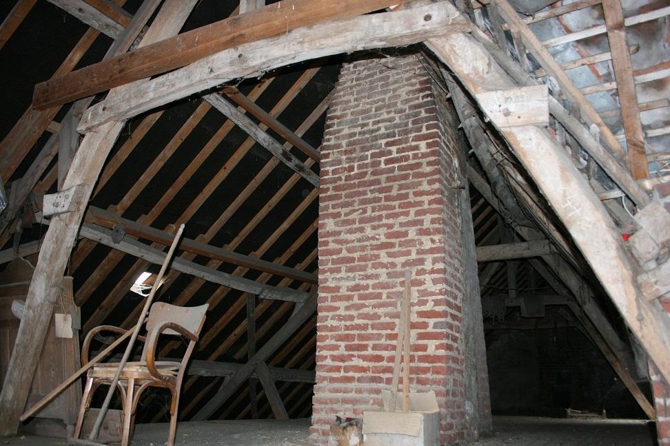 Rénovation De La Ferme Au Grand Marronnier De Thérouanne dedans Boisseau De Cheminée