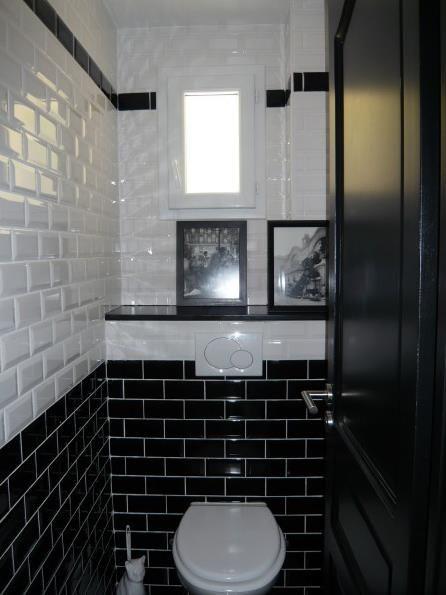 """Résultat De Recherche D'Images Pour """"Salle De Bain encequiconcerne Toilettes Noires"""