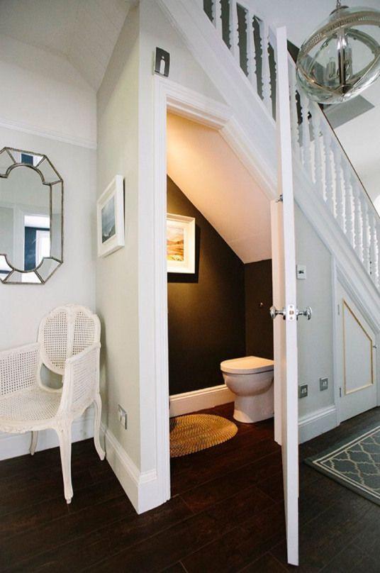 """Résultat De Recherche D'Images Pour """"Toilettes Sous avec Toilette Sous Escalier"""