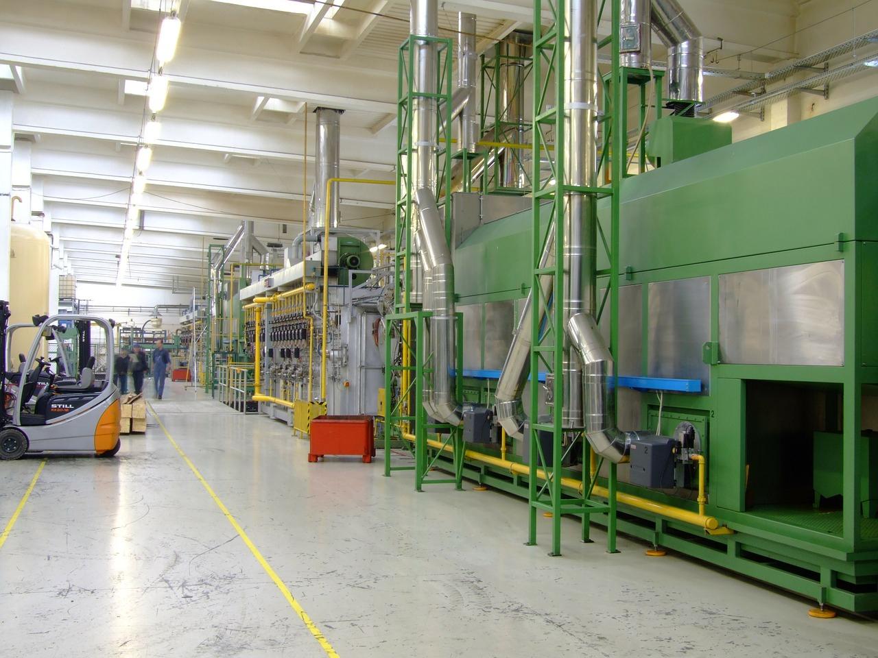 Rideau À Lamelles Pour Le Secteur Industriel : Pourquoi Le intérieur Rideau Plastique Industriel